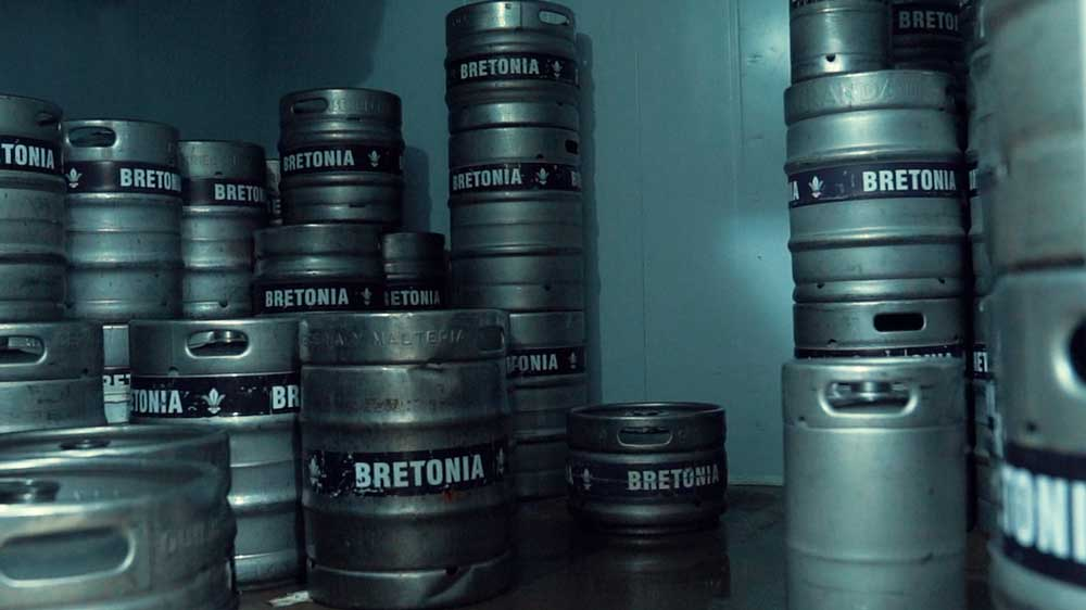 Fábrica de Cerveza Bretonia