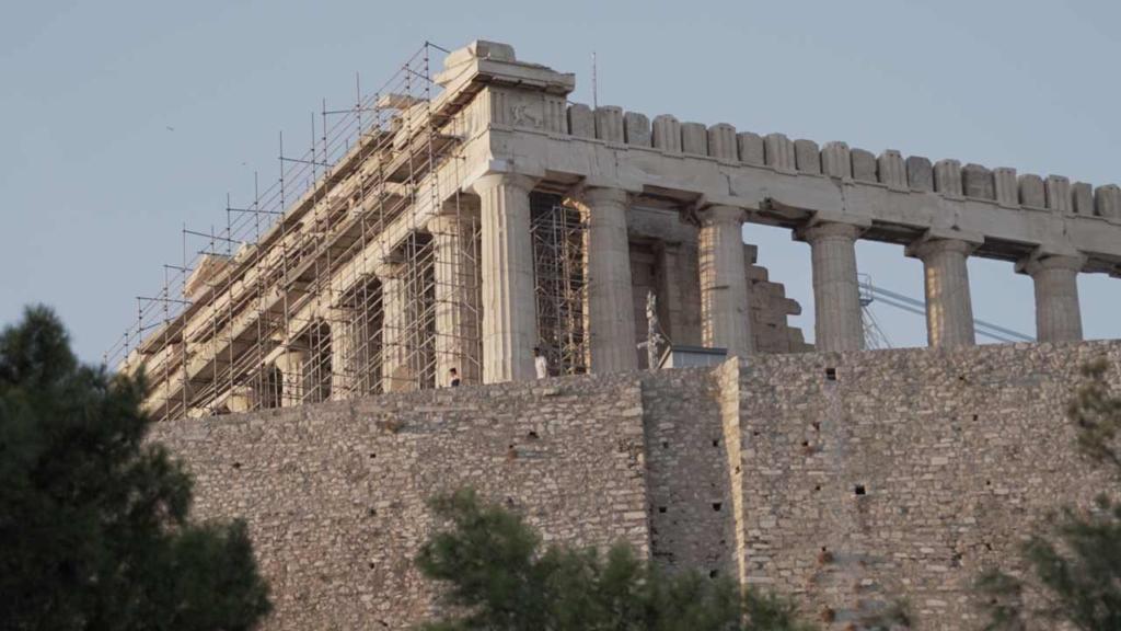 De Viaje en Atenas - Eltrecetv